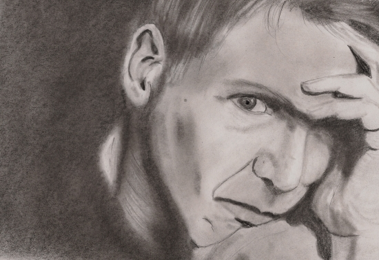 Harrison Ford by CBond